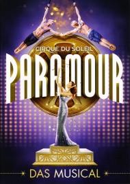 Cirque du Soleil - Paramour - Program - Canada, 2019