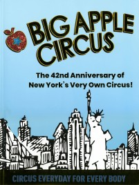 Big Apple Circus - Program - USA, 2019