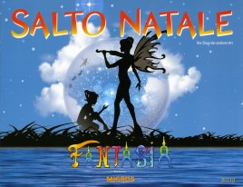 Circus Salto Natale - Fantasia - Program - Switzerland, 2019
