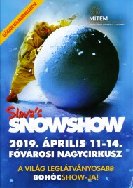 Slava's Snowshow - Program - Russia, 2019
