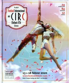 9a Festival International del Circ de Girona - Program - Spain, 2020