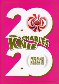 Zirkus Charles Knie - Program - Germany, 2020