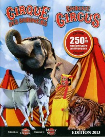 Shrine Circus - Program - Canada, 2013
