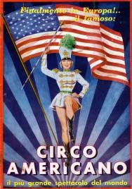 Circo Americano - Program - Italy, 1964