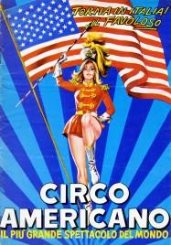 Circo Americano - Program - Italy, 1969