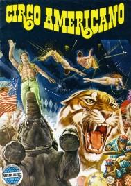 Circo Americano - Program - Italy, 1976