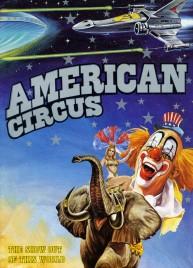 American Circus - Program - Italy, 1989