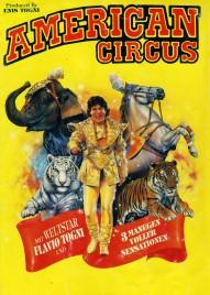 American Circus - Program - Italy, 1992
