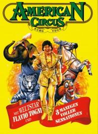 American Circus - Program - Italy, 1993