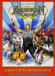 American Circus - Program - Italy, 1997