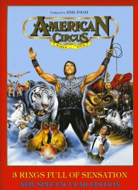 American Circus - Program - Italy, 2000