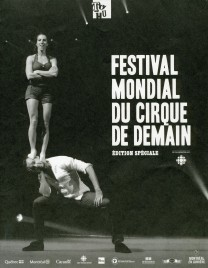 Festival Mondial du Cirque de Demain - Program - France, 2013