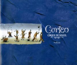 Cirque du Soleil - Corteo - Program - Canada, 2005