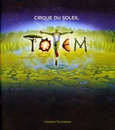 Cirque du Soleil - Totem - Program - Canada, 2010