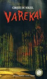 Cirque du Soleil - Varekai - Program - Canada, 2002