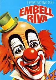 Circo Embell Riva - Program - Italy, 1988