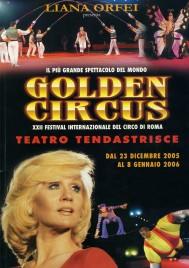 Liana Orfei presenta XXII Golden Circus - Program - Italy, 2005