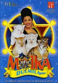 Circo Moira Orfei - Program - Italy, 2001