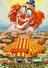 Circus Nock - Program - Switzerland, 1980