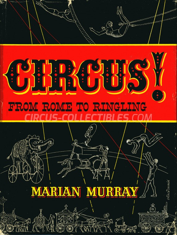 Circus - From Rome to Ringling - Book - 1956