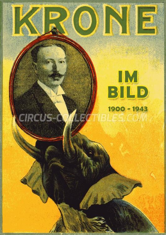Krone Im Bild: 1900-1943 - Book - 2012