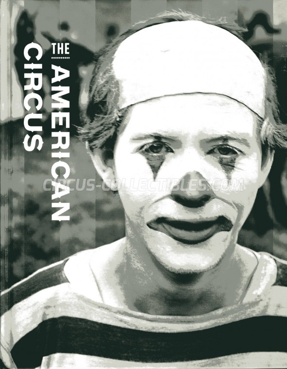 The American Circus - Book - 2012