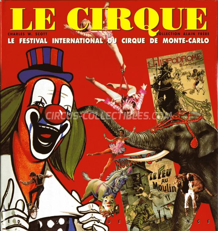 Le Cirque - Book - 1995