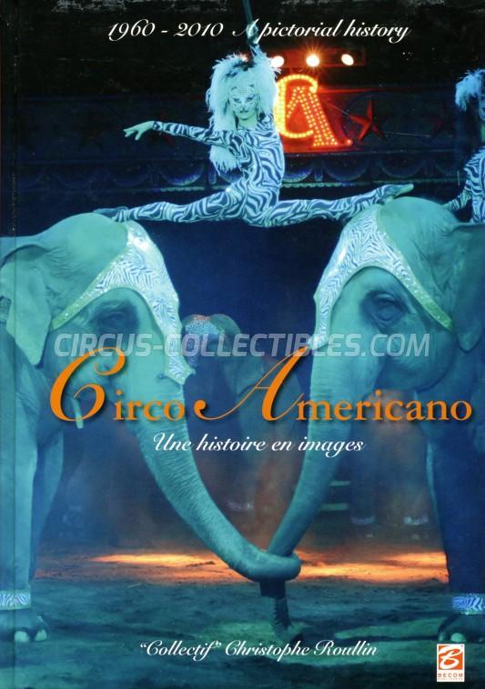 Circo Americano - Une histoire en images - Book - 2010