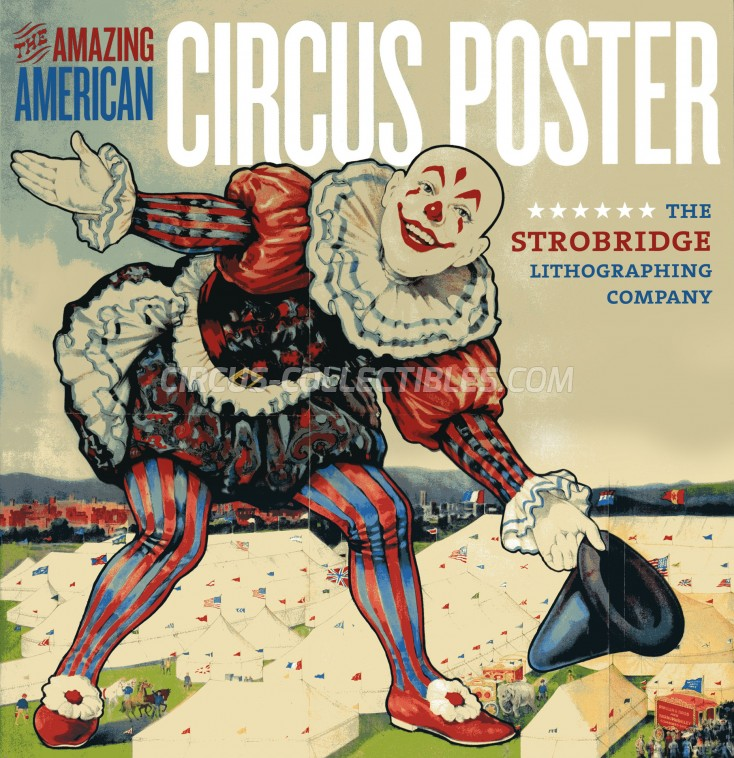 The Amazing American Circus Posters - Book - 2011
