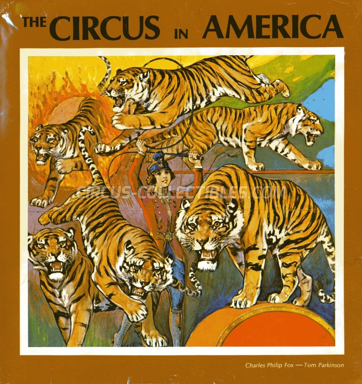 The Circus in America - Book - 1969
