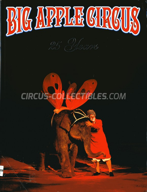Big Apple Circus: 25 Years - Book - 2003