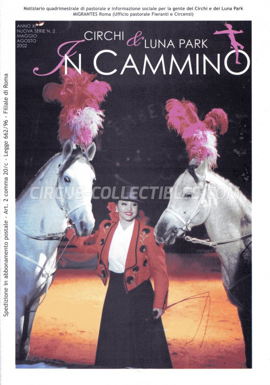 In Cammino - Magazine - 2002