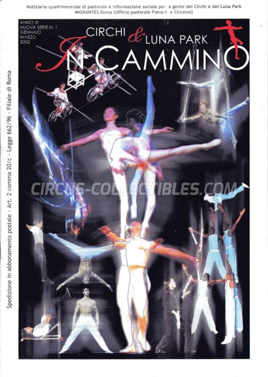 In Cammino - Magazine - 2002