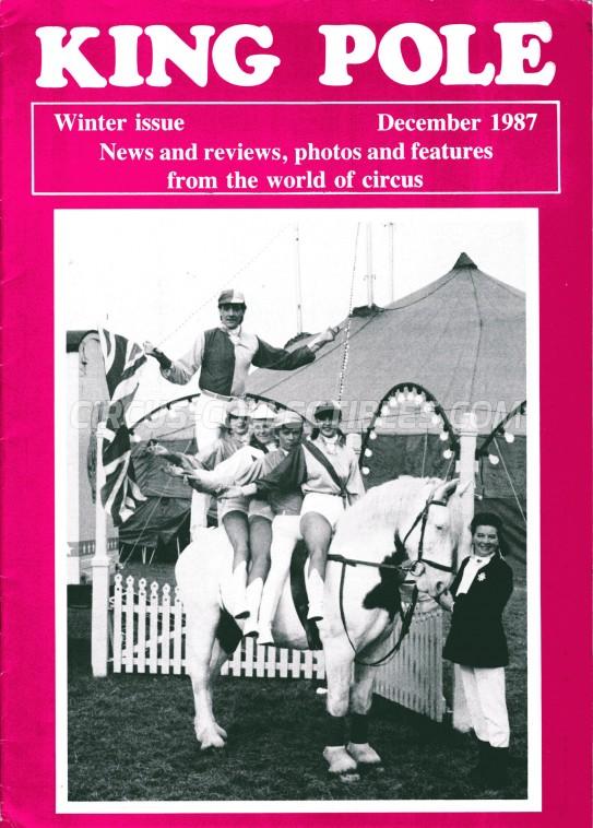 King Pole - Magazine - 1987