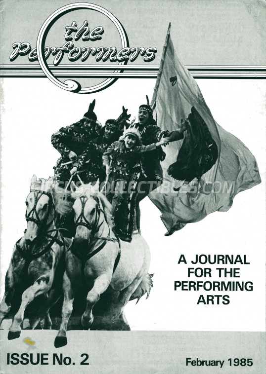 The Performers - Magazine - 1985