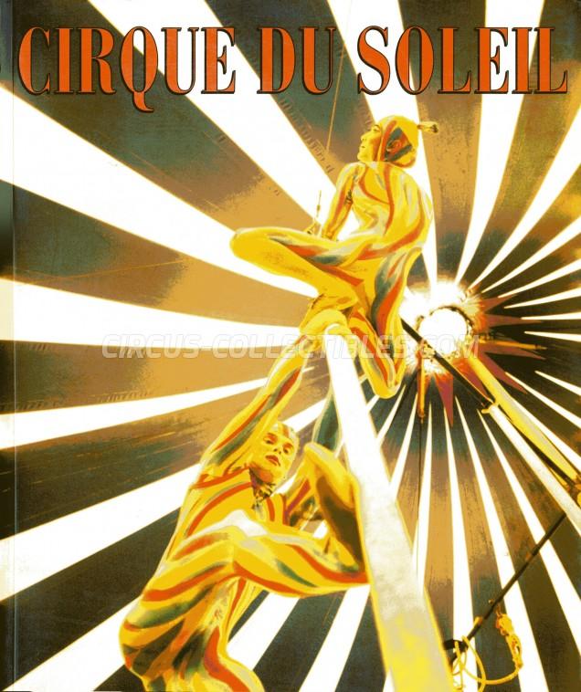Cirque du Soleil - Book - 1993