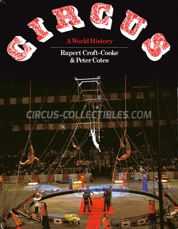 Circus - A World History - Book - 1976