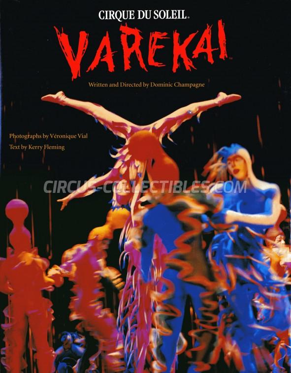 Cirque du Soleil - Varekai - Book - 2003