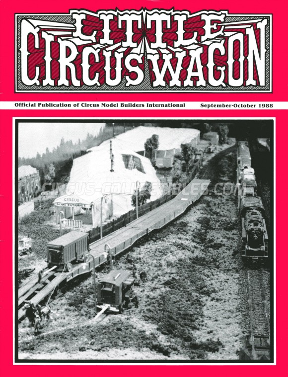 Little Circus Wagon - Magazine - 1988