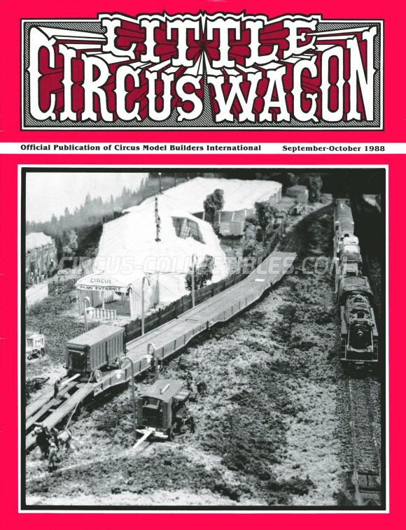 Little Circus Wagon - Magazine - 1988