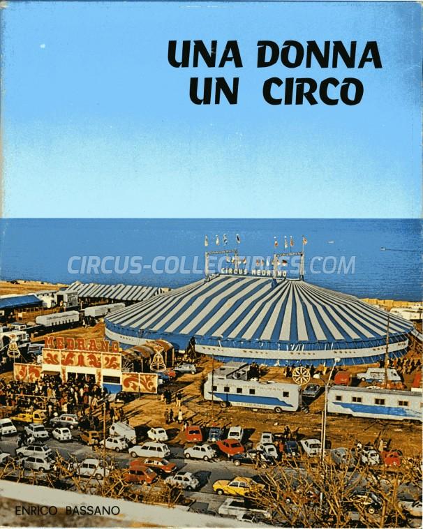 Una Donna Un Circo - Book - 1972