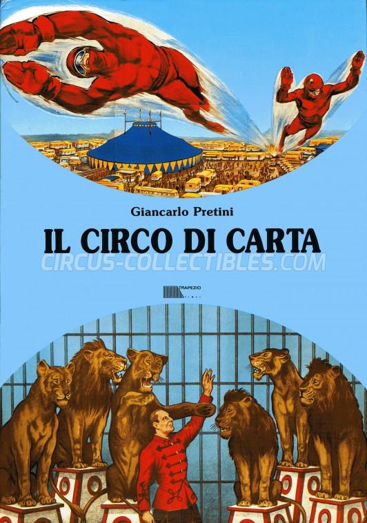 Il Circo di Carta - Book - 1988
