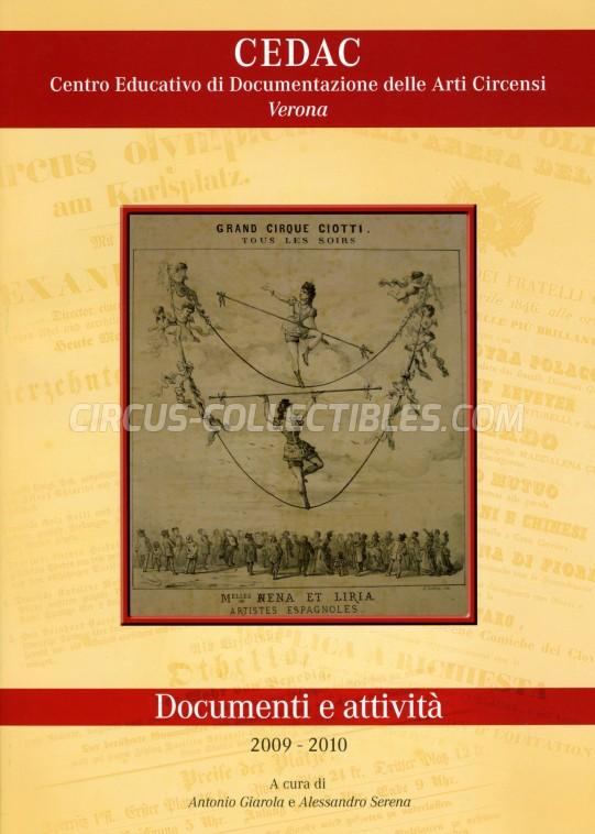 CEDAC - Verona - Book - 2010