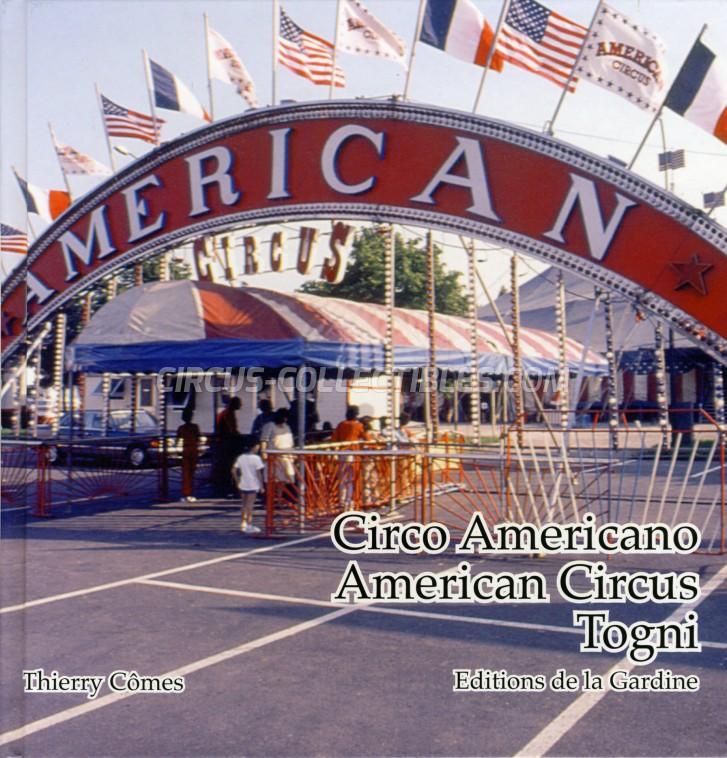 Circo Americano - American Circus - Book - 2007