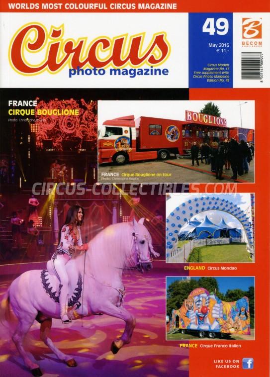 Circus Photo Magazine - Magazine - 2016