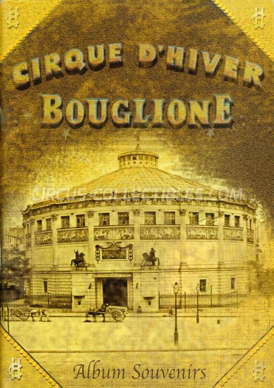 Cirque d'Hiver Bouglione - Album Souvenirs - Book - 2004