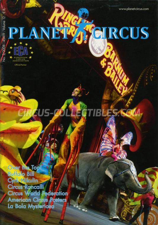 Planet Circus - Magazine - 2008