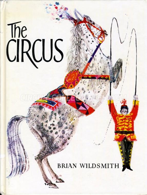 The Circus - Book - 1987