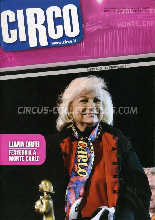 Circo - Magazine - 2017