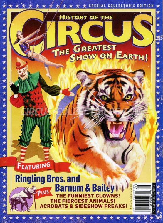 History of the Circus - Magazine - 2017